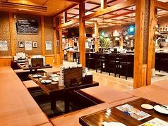 ゆくり台所 残波 江南店の雰囲気1
