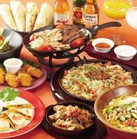 メキシコ料理を本格的に楽しむお店!