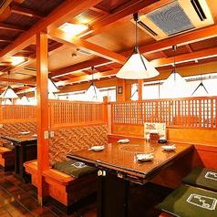 民芸肉料理 はや 泉北の郷の雰囲気1