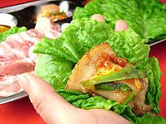韓国食堂 ハヌル オンマ特集写真1