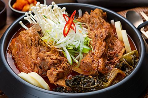 韓国家庭料理 はなる