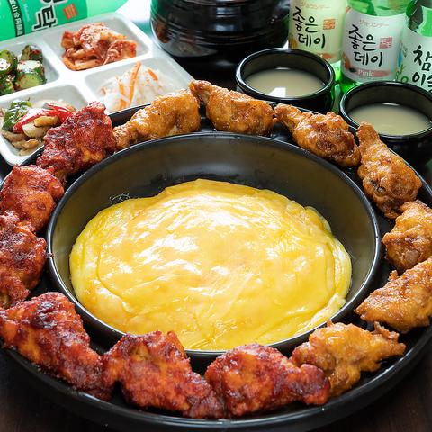 コリアンタウンにある、本格韓国料理☆本場のシェフが作る本場の味を是非♪