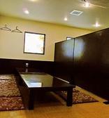 30名様~人数によって仕切りを使用して半個室となります。詳細はお問い合わせください。