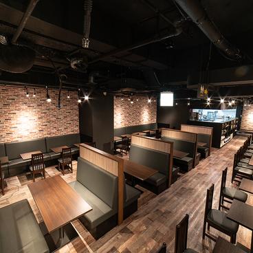 食べ放題飲み放題 居酒屋 おすすめ屋 新横浜店の雰囲気1