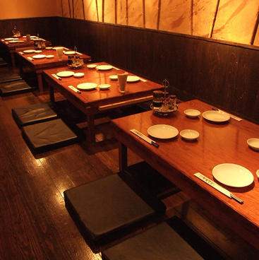 ヤオマン 西新五丁目餃子屋台の雰囲気1