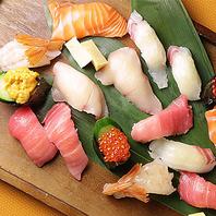 お寿司の楽しめる大衆酒場「鮨べろ」。