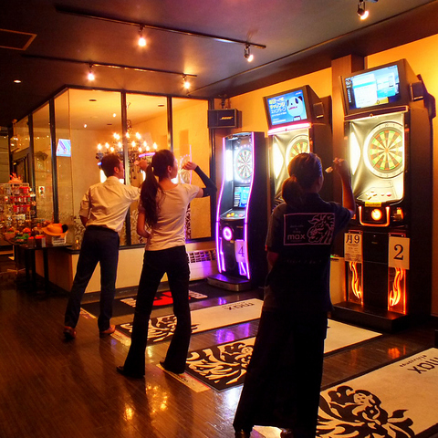 darts cafe&dining max fukuyama