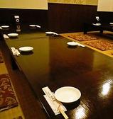 15名様~人数によって仕切りを使用して半個室となります。詳細はお問い合わせください。