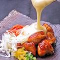 料理メニュー写真旨辛!チーズタッカルビ~フォンデュ風~