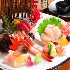 海鮮居酒家うみやのおすすめ料理1