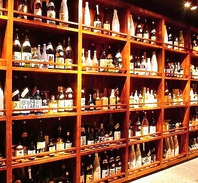 【船橋×地酒焼酎×個室】日本酒、地酒は圧巻の品揃え!