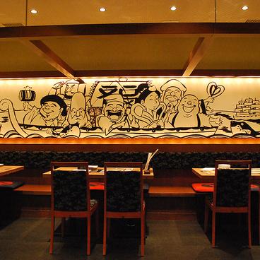 ふぐ料理 玄品 札幌すすきのの雰囲気1