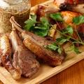 料理メニュー写真もっと肉を食らえ!スペシャル肉盛り Lサイズ