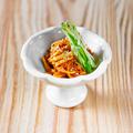 料理メニュー写真【肉珍味】肉チャンジャ