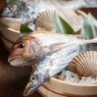 【新鮮な海鮮を気軽に楽しめる】