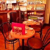 デートや2人組にもおすすめ◎ゆったりとご利用を頂ける2名用のテーブル席をご用意。おしゃれな空間で大切なひとときをお過ごしください!