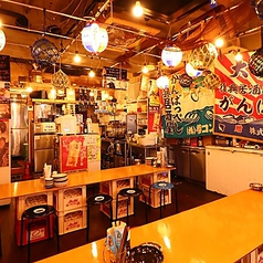 がんばっぺし 東京横丁 六本木テラスの雰囲気1
