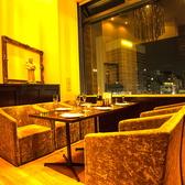 個室テーブル席1