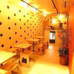 Exit3 cafe Iriyaの雰囲気1