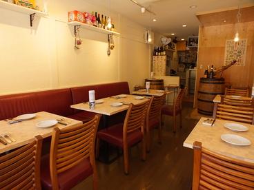 ワイン食堂MATSUの雰囲気1