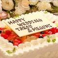 料理メニュー写真【ウェディング2次会】貸切パーティーは4000円~/最大100名様までOK!