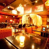 貸切宴会は着席だと最大80名様までOK。お一人様3000円からご用意できます。平日であればご予算人数相談に乗ります。