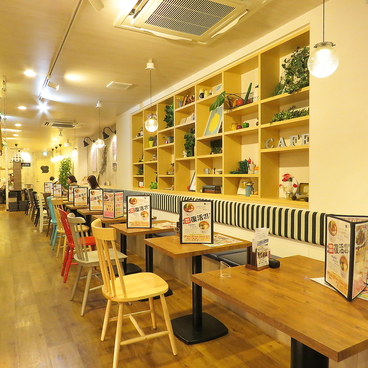 ベリーベリースープ 松山銀天街店の雰囲気1