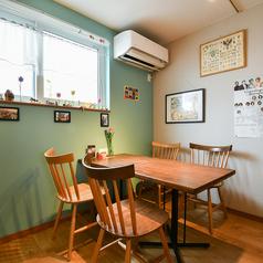 cafe&restaurant 木馬の雰囲気1