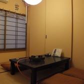 【~4名様対応席】人数に合わせて仕切りを変えられるお座敷個室