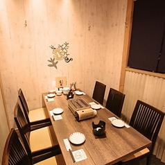 【4~6名様個室】上司との飲み会や、仲間内でのご宴会に人気のお席です。市場直送の新鮮魚介×厳選日本酒をご堪能ください。
