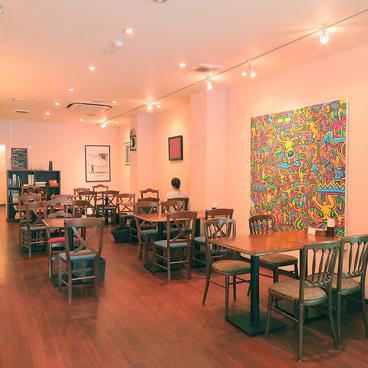カフェレストラン ヌーベルバーグKYOTOの雰囲気1