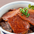 料理メニュー写真マテラ豚の豚丼 [並盛]