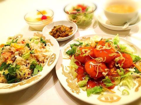 中華が食べたくなったらココ!自分達だけで和める、楽しめる個室もあり、オススメ!