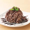 料理メニュー写真チョコチョコモンブラン