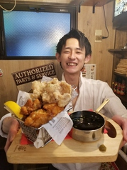 鶏とチーズと牡蠣 十勝酒場一心の特集写真