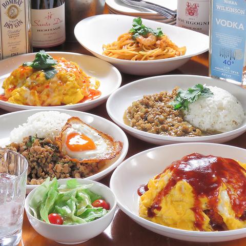 ◆黄金町徒歩3分の好アクセス!おしゃれなお店で美味しいタイ料理を楽しめるお店です◆
