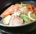 料理メニュー写真韓国冷麺(レギュラー)