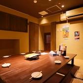 【8名様~10名様の完全個室】畳のくつろぎ堀こたつ!扉での完全個室です♪完全個室なので宴会で大盛り上がりしたいお客様におすすめです!堀ごたつ席でゆったりとお寛ぎいただけます♪水戸の居酒屋で宴会、女子会、誕生日、記念日などはぜひ、「九太郎」へお越しくださいませ♪