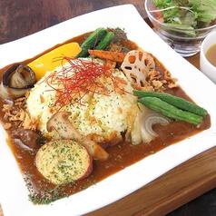 神石カレー&元町フルーツのおすすめ料理1