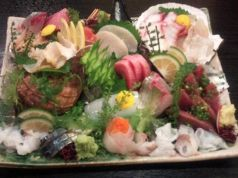 魚河岸料理の旨い店 味の上田