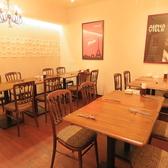 カフェレストラン ヌーベルバーグKYOTOの雰囲気2