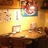 旬鮮 へぎそば 然 大塚店の雰囲気2