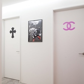 完全個室2室完備☆