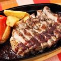 料理メニュー写真宮崎産豚肩ロースのグリル