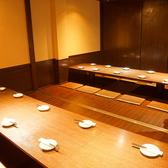 地鶏 博多もつ鍋 しまや 京都西院店の雰囲気2
