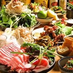 エスニック肉バル ティット 田町店のおすすめ料理1