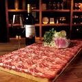 料理メニュー写真肉の絨毯!牛タンしゃぶしゃぶ(注文は2人前~)