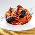 料理メニュー写真◇茄子とベーコンの旨辛アラビアータ<M>
