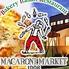 マカロニ市場 三島店のロゴ