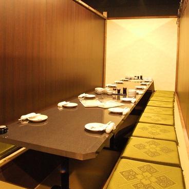 酒と和みと肉と野菜 静岡駅前店 離れの雰囲気1